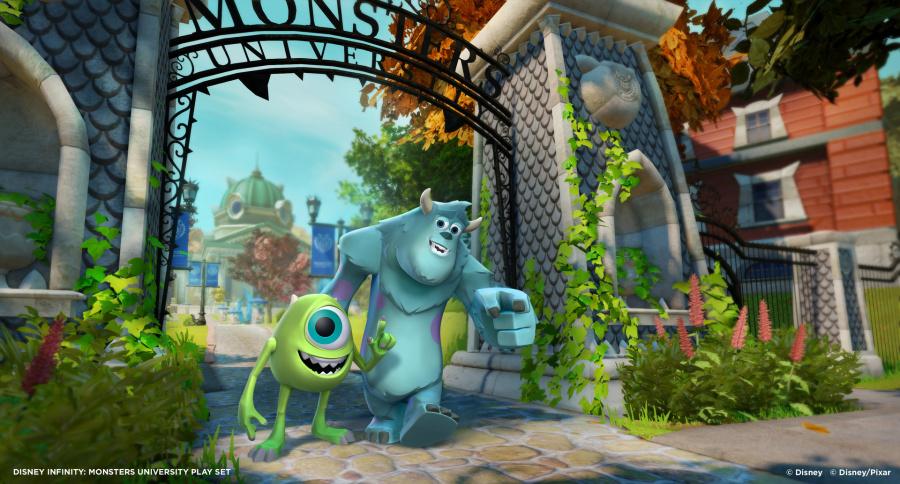 Disney Infinity Review - Screenshot 1 of 5