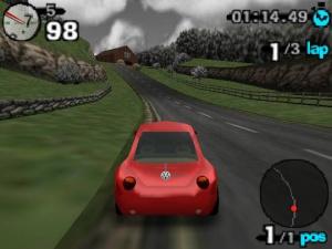 Beetle Adventure Racing! Review - Screenshot 2 of 4