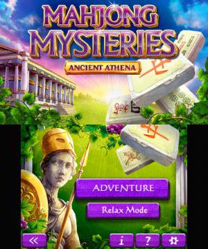 Mahjong Mysteries - Ancient Athena Review - Screenshot 3 of 4