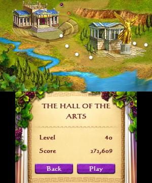 Mahjong Mysteries - Ancient Athena Review - Screenshot 2 of 4