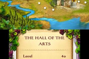 Mahjong Mysteries - Ancient Athena Screenshot