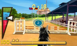 Riding Stables 3D Review - Screenshot 2 of 5