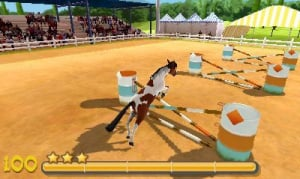 Riding Stables 3D Review - Screenshot 1 of 4