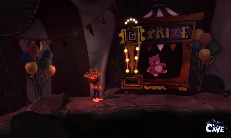 The Cave Review - Screenshot 2 of 6
