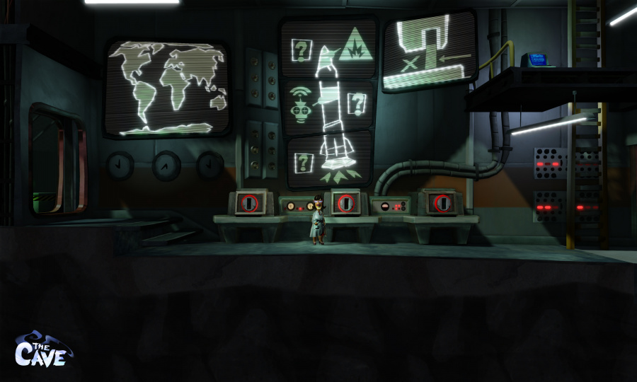The Cave Review - Screenshot 4 of 6