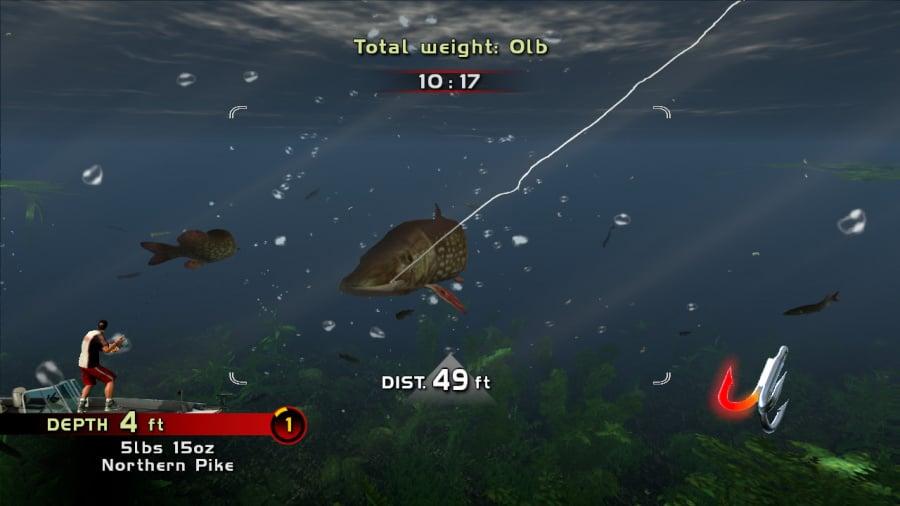Rapala Pro Bass Fishing Review - Screenshot 3 of 4