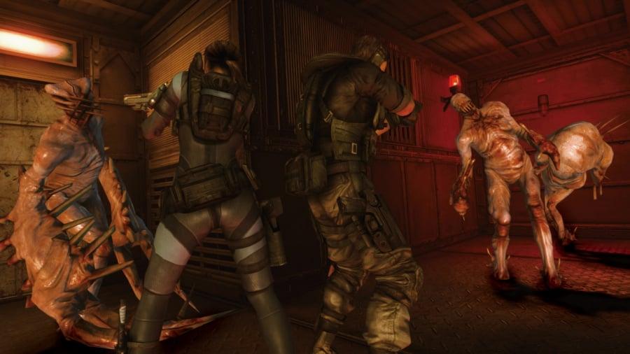 Resident Evil Revelations Review - Screenshot 5 of 7
