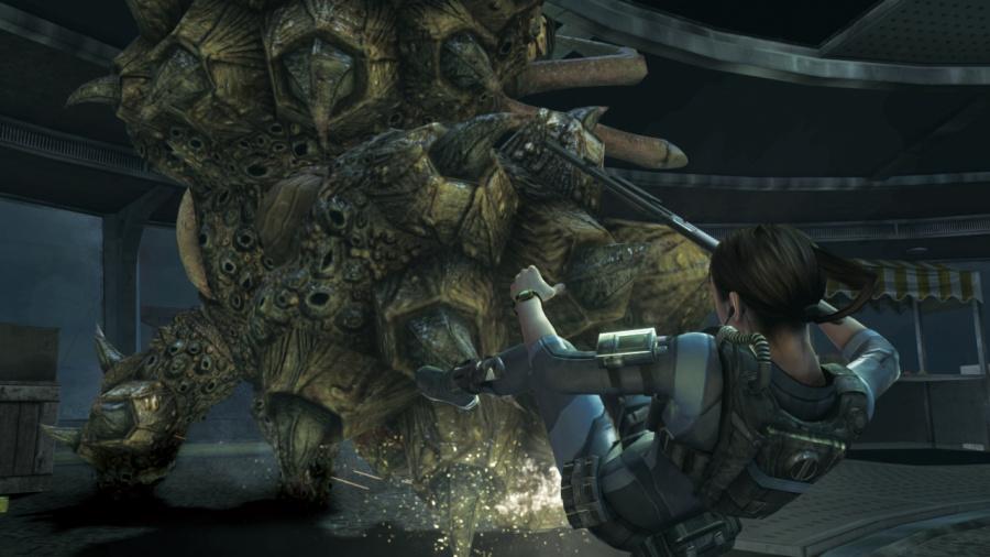 Resident Evil Revelations Review - Screenshot 7 of 7
