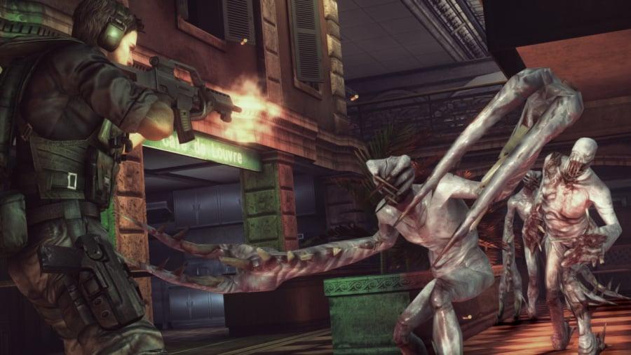 Resident Evil Revelations Review - Screenshot 1 of 6