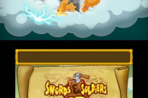 Swords & Soldiers 3D Screenshot