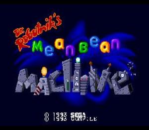 Dr. Robotnik's Mean Bean Machine Review - Screenshot 2 of 2