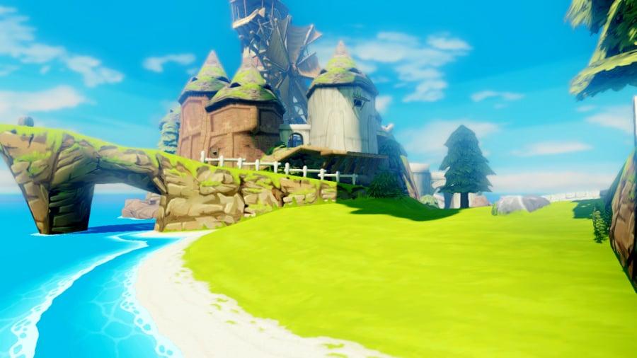 The Legend of Zelda: The Wind Waker HD Review - Screenshot 4 of 8