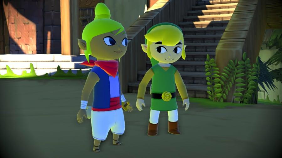 The Legend of Zelda: The Wind Waker HD Review - Screenshot 2 of 8