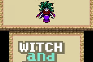 Witch & Hero Screenshot