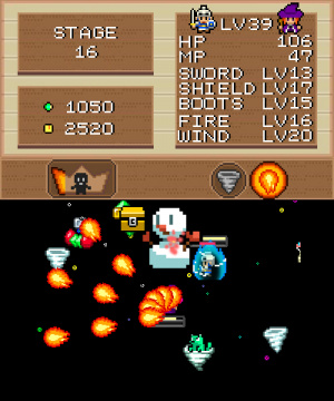 Witch & Hero Review - Screenshot 2 of 3