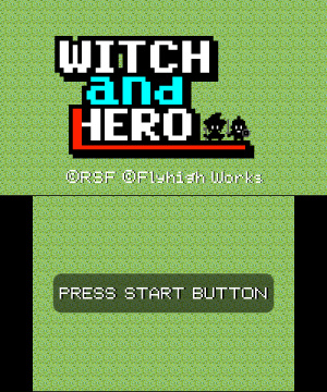 Witch & Hero Review - Screenshot 3 of 3