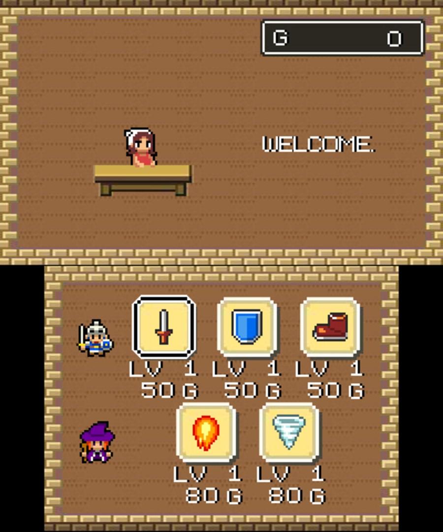 Witch & Hero Screenshot