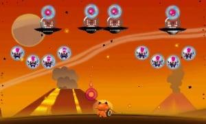 Cocoto Alien Brick Breaker Review - Screenshot 3 of 4