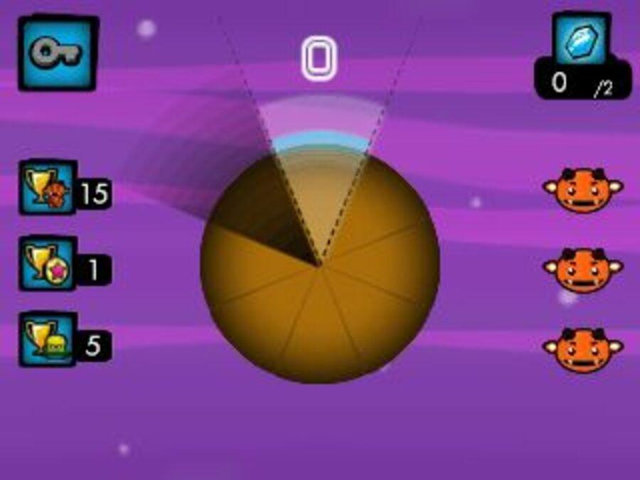 Cocoto Alien Brick Breaker Screenshot