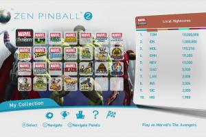 Zen Pinball 2 Screenshot
