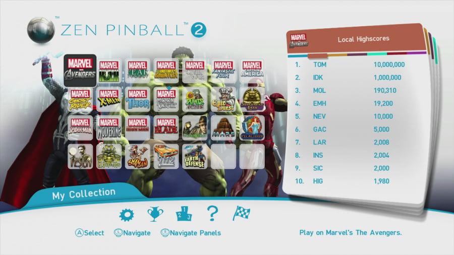 Zen Pinball 2 Review - Screenshot 6 of 6