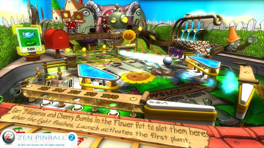 Zen Pinball 2 Review - Screenshot 3 of 6