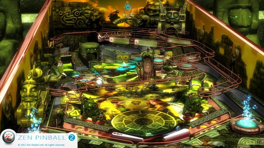 Zen Pinball 2 Review - Screenshot 2 of 6