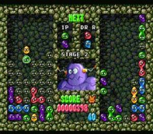 Dr. Robotnik's Mean Bean Machine Review - Screenshot 1 of 2