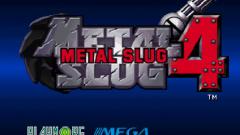 Metal Slug 4 Screenshot