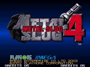 Metal Slug 4 Review - Screenshot 1 of 3