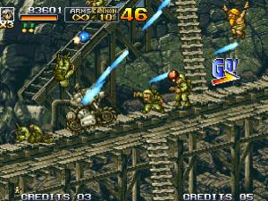 Metal Slug 4 Review - Screenshot 2 of 3