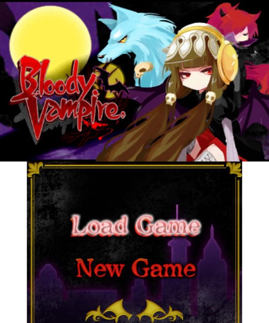 Bloody Vampire Screenshot