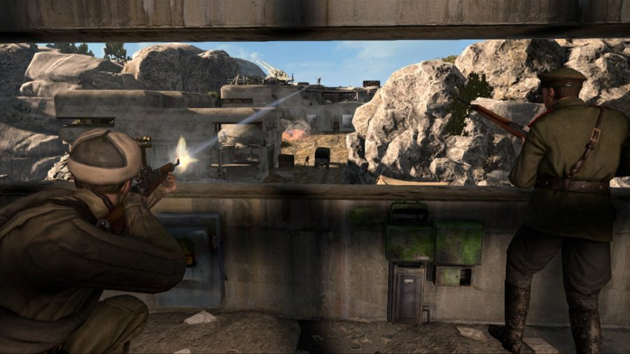 Sniper Elite V2 Review - Screenshot 1 of 7