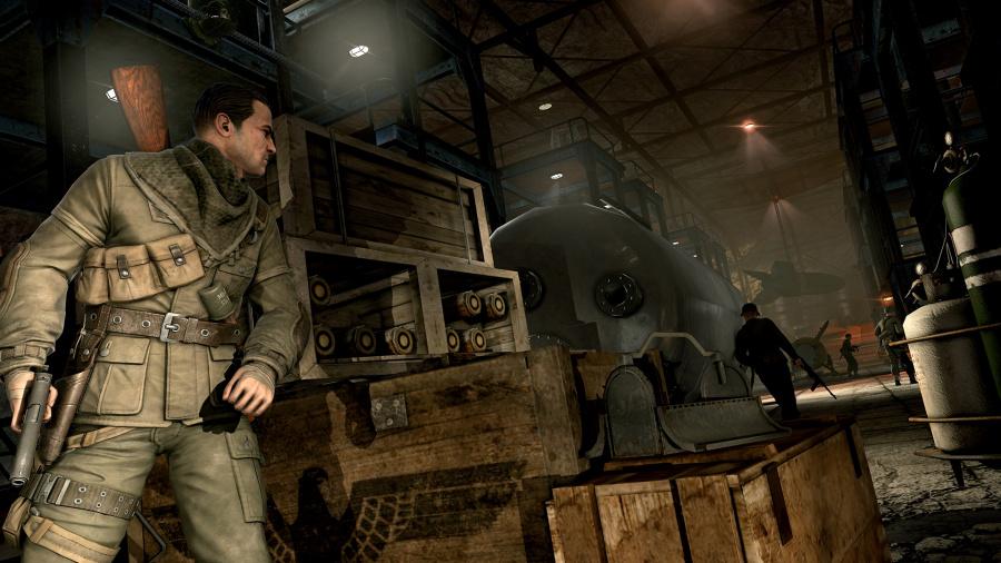Sniper Elite V2 Review - Screenshot 2 of 7
