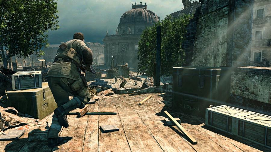 Sniper Elite V2 Review - Screenshot 1 of 7