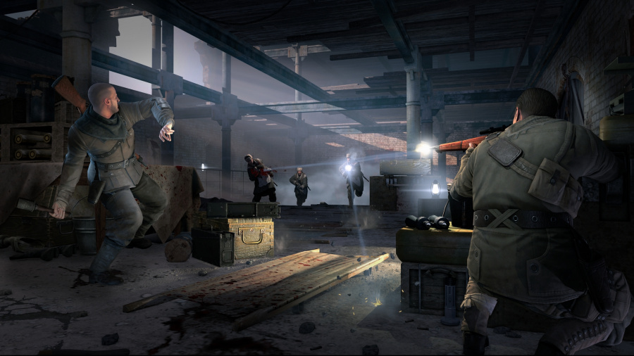Sniper Elite V2 Review - Screenshot 1 of 6