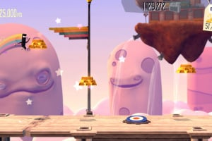 BIT.TRIP Presents: Runner 2 Future Legend of Rhythm Alien Screenshot