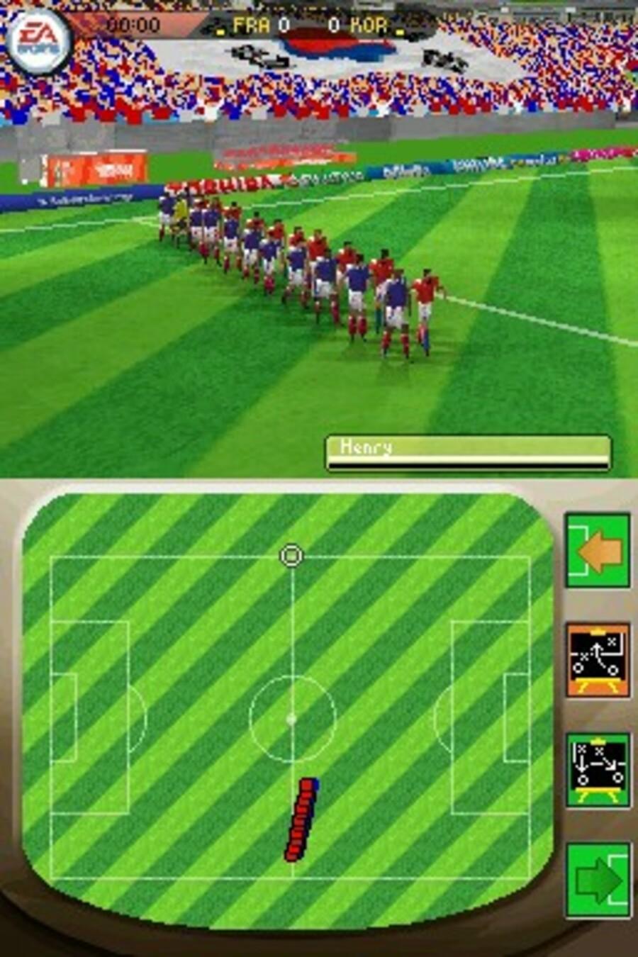 2006 FIFA World Cup Germany Screenshot