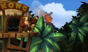 Donkey Kong Country Returns 3D Review - Screenshot 2 of 6