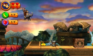 Donkey Kong Country Returns 3D Review - Screenshot 4 of 6