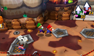 Mario & Luigi: Dream Team Review - Screenshot 5 of 6