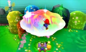 Mario & Luigi: Dream Team Review - Screenshot 1 of 7