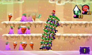 Mario & Luigi: Dream Team Review - Screenshot 2 of 6