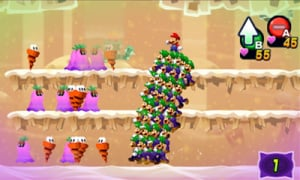 Mario & Luigi: Dream Team Review - Screenshot 3 of 6