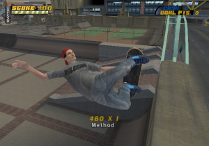 Tony Hawk's Pro Skater 4 Review - Screenshot 3 of 3