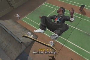 Tony Hawk's Pro Skater 4 Screenshot