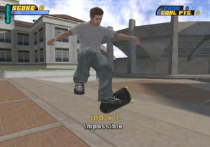 Tony Hawk's Pro Skater 4 Review - Screenshot 2 of 3