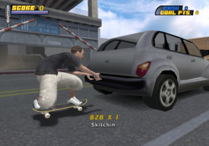 Tony Hawk's Pro Skater 4 Review - Screenshot 1 of 3
