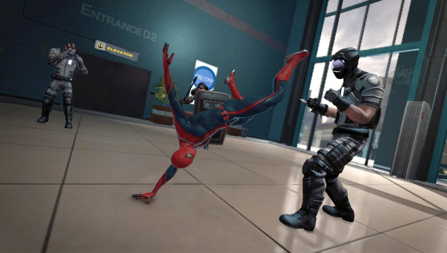 The Amazing Spider-Man: Ultimate Edition Review - Screenshot 5 of 5