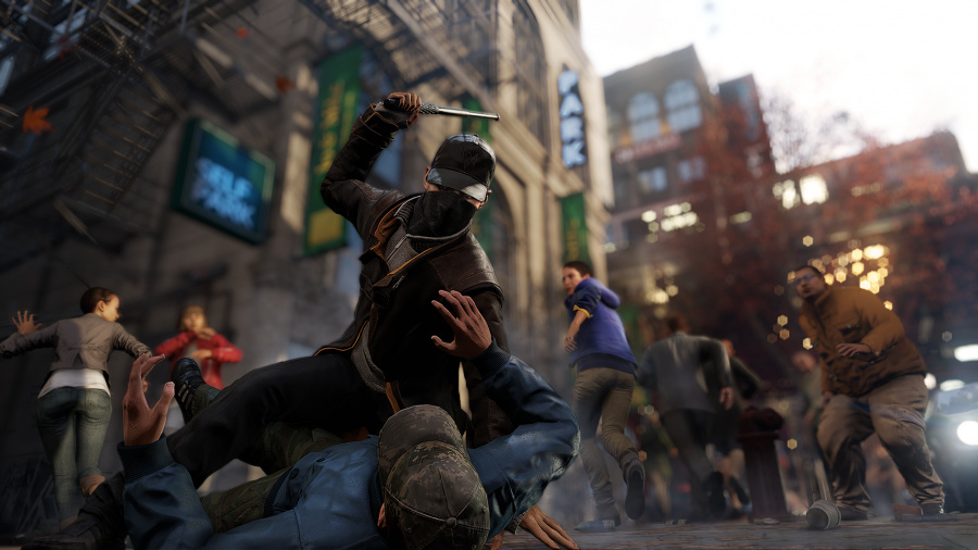 Watch Dogs Review - Screenshot 2 of 7